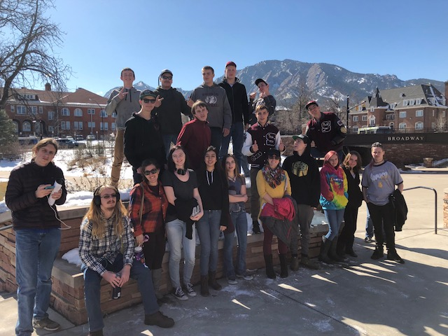 CU Boulder & School of Mines 2018