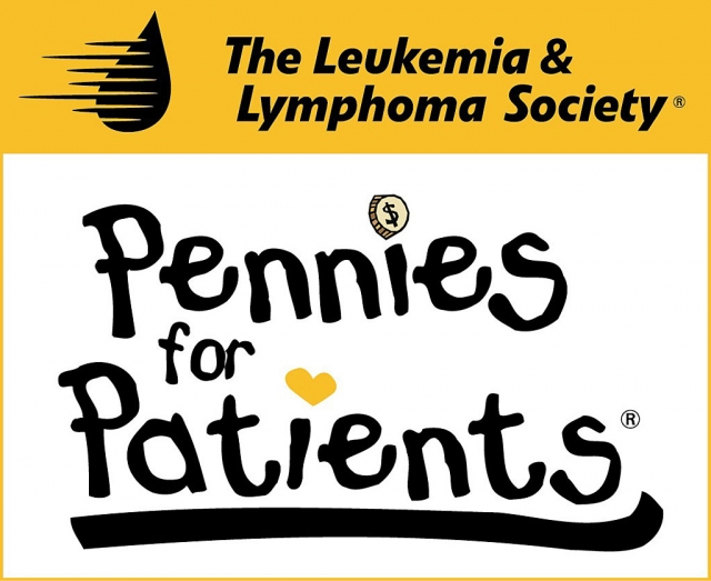 PENNIES FOR PATIENTS ON NOW
