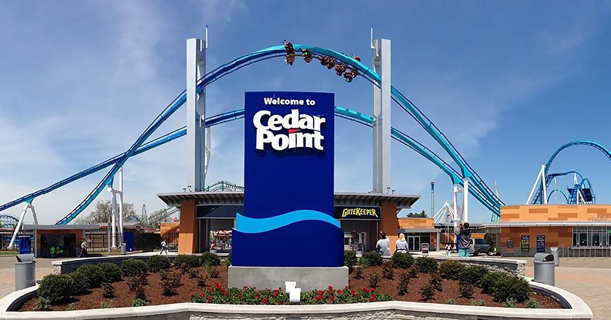 8th Grade: Cedar Point Registration
