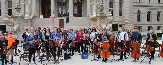EastWest Middle School Orchestra