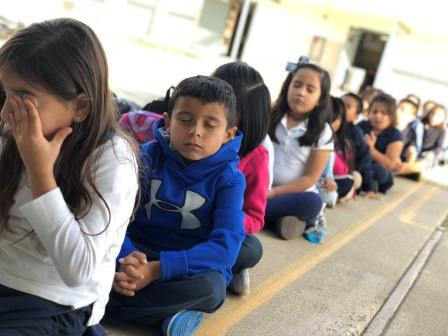 Mindfulness Activities at Williams Elementary