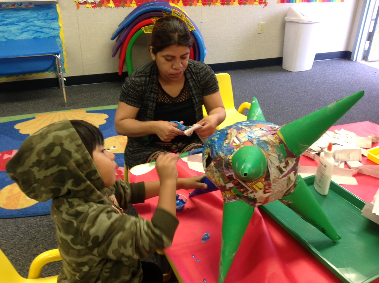 Parent Pinata Workshop