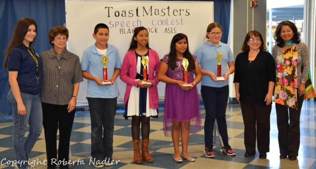 Blackstock ASES Toastmasters