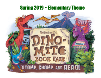 Book Fair May 13th-16th! Click picture for more info!