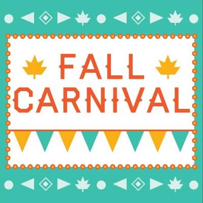Fall Carnival October 29th
