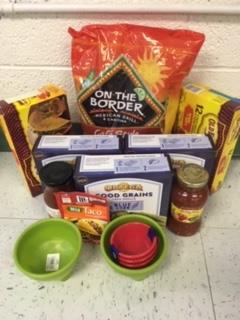 White Sulphur Springs Elementary PTO Basket Raffle
