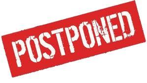Football Game Rescheduled