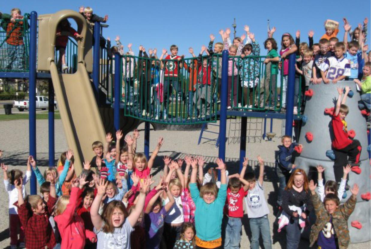 Welcome to the Vaughan-Steffensrud School!