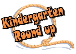 Kindergarten Round-Up:   Tuesday, April 7th 4:00-6:00 pm