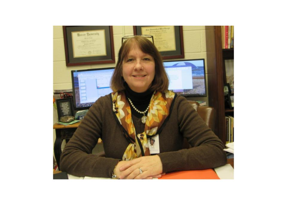 Dr. Jan Franks - Principal
