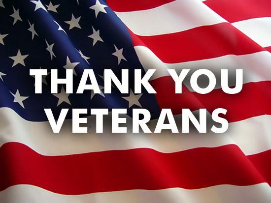 Veteran's Day Program at Western (Nov. 11)