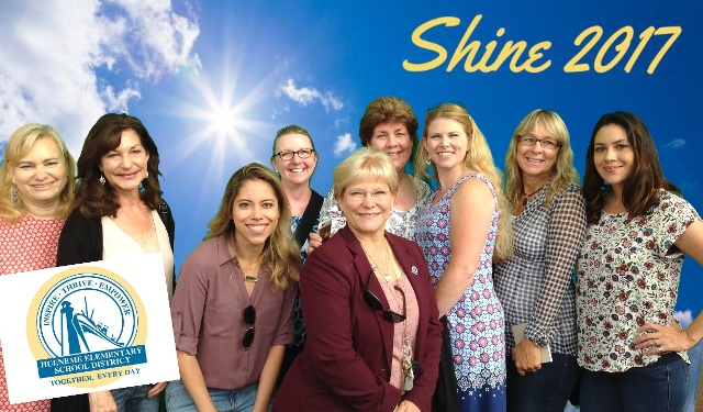Hueneme Elementary School Shines with Awesomeness!
