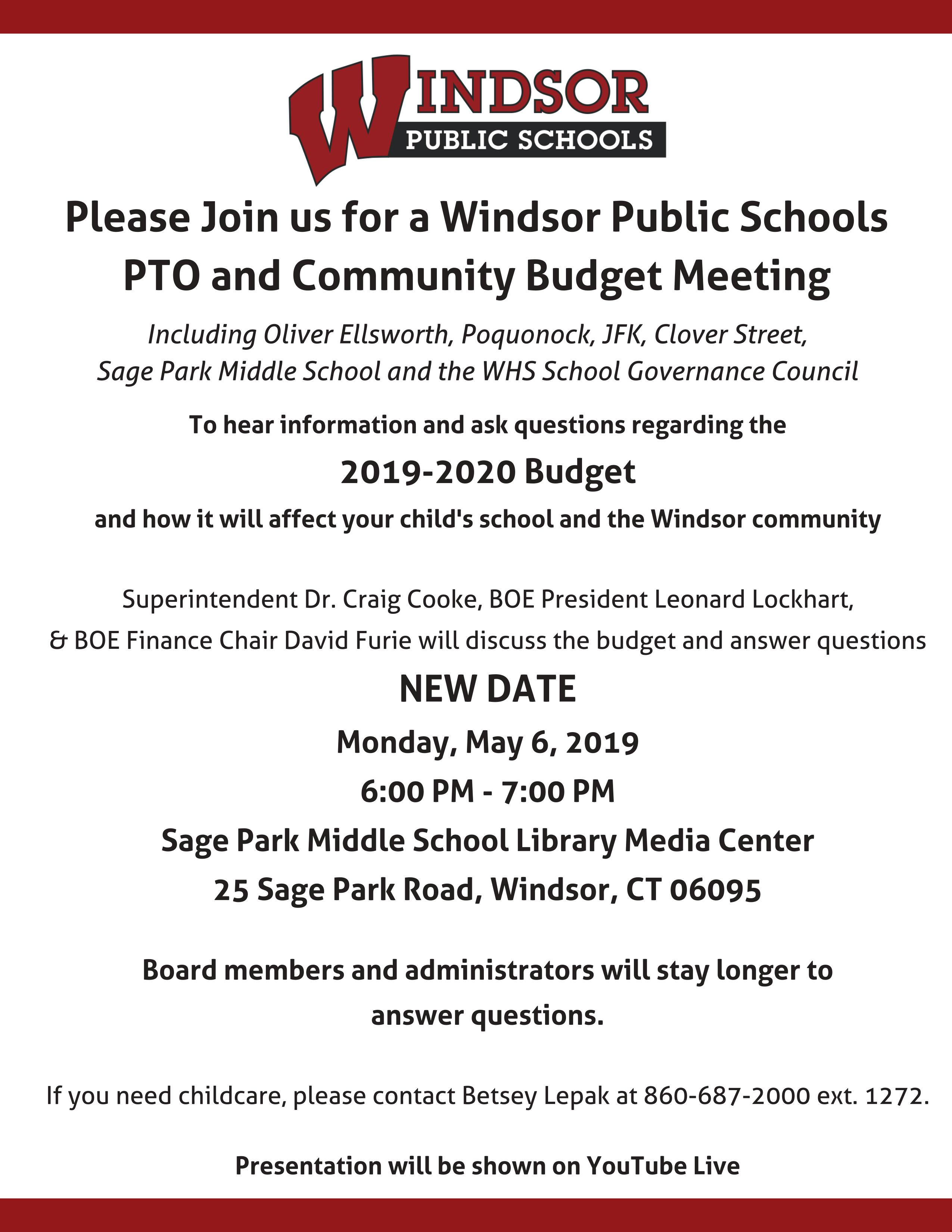How will the 2019-20 Budget affect my child's school?