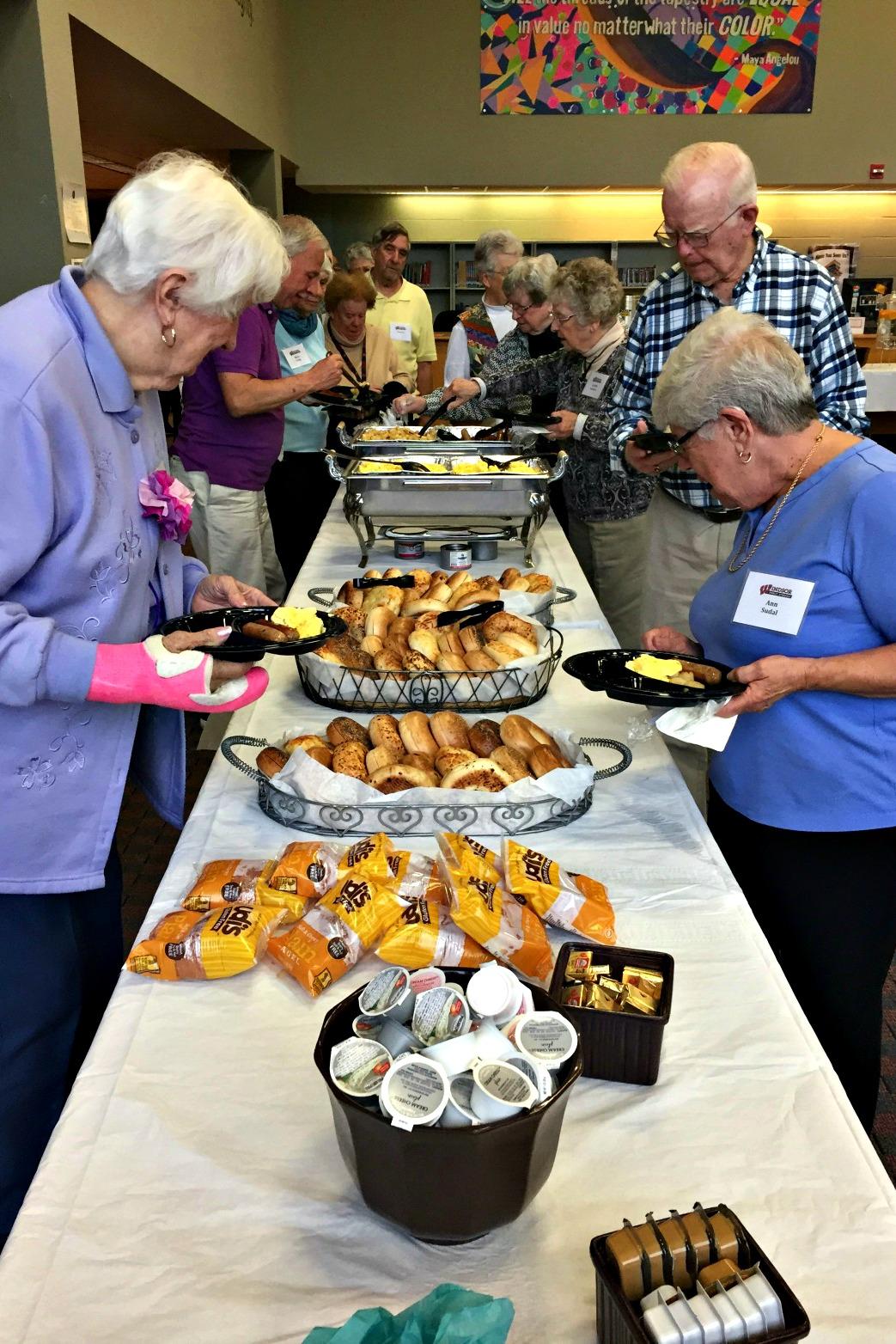 Superintendent's Annual Senior Citizen Breakfast