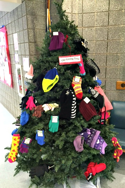 Windsor Public Schools Spread Holiday Cheer by Giving Back This Holiday Season