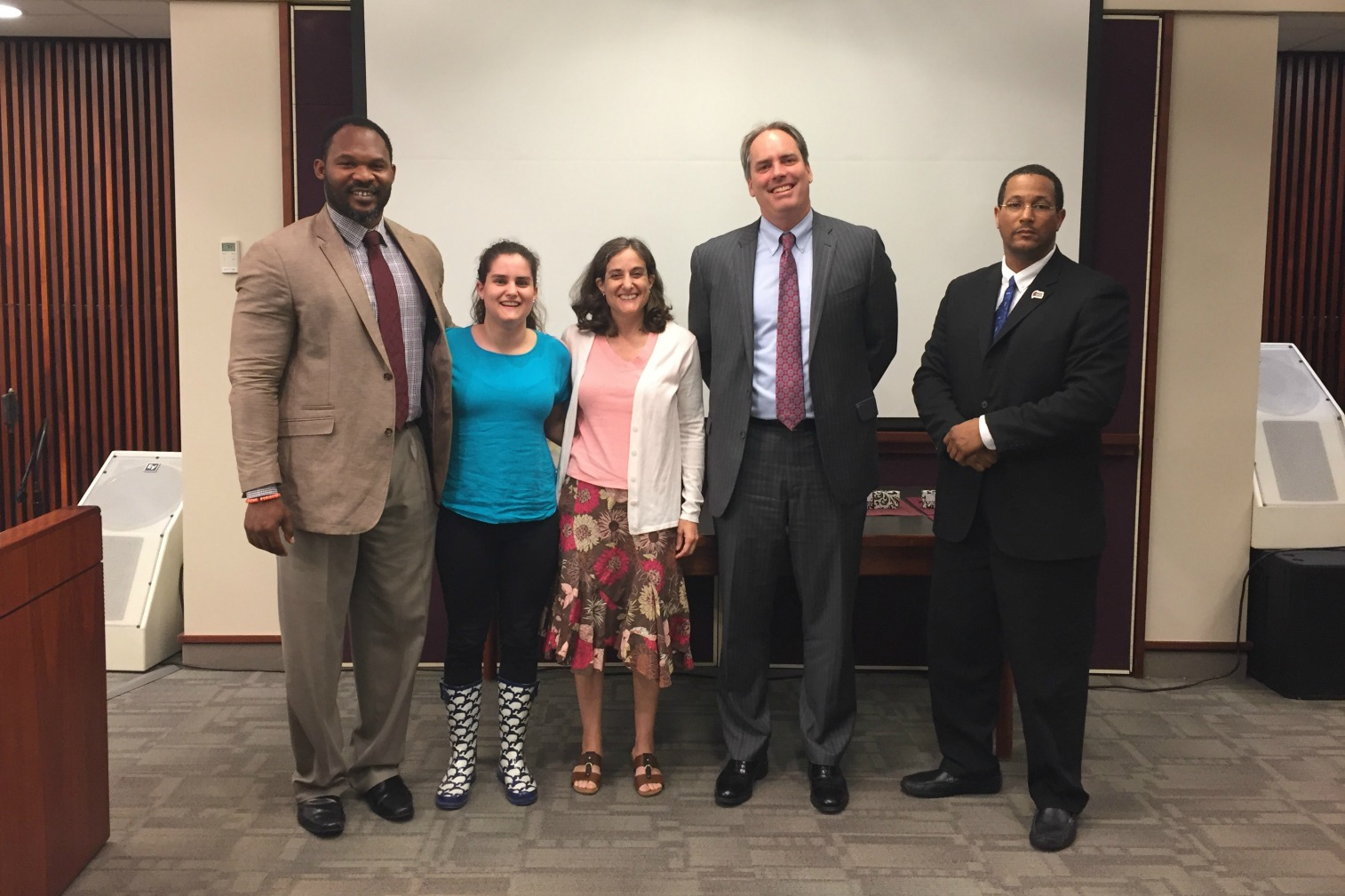 Board of Education Meeting Recognitions 5.15.18