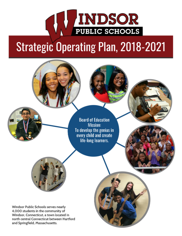Strategic Operating Plan, 2018-2021