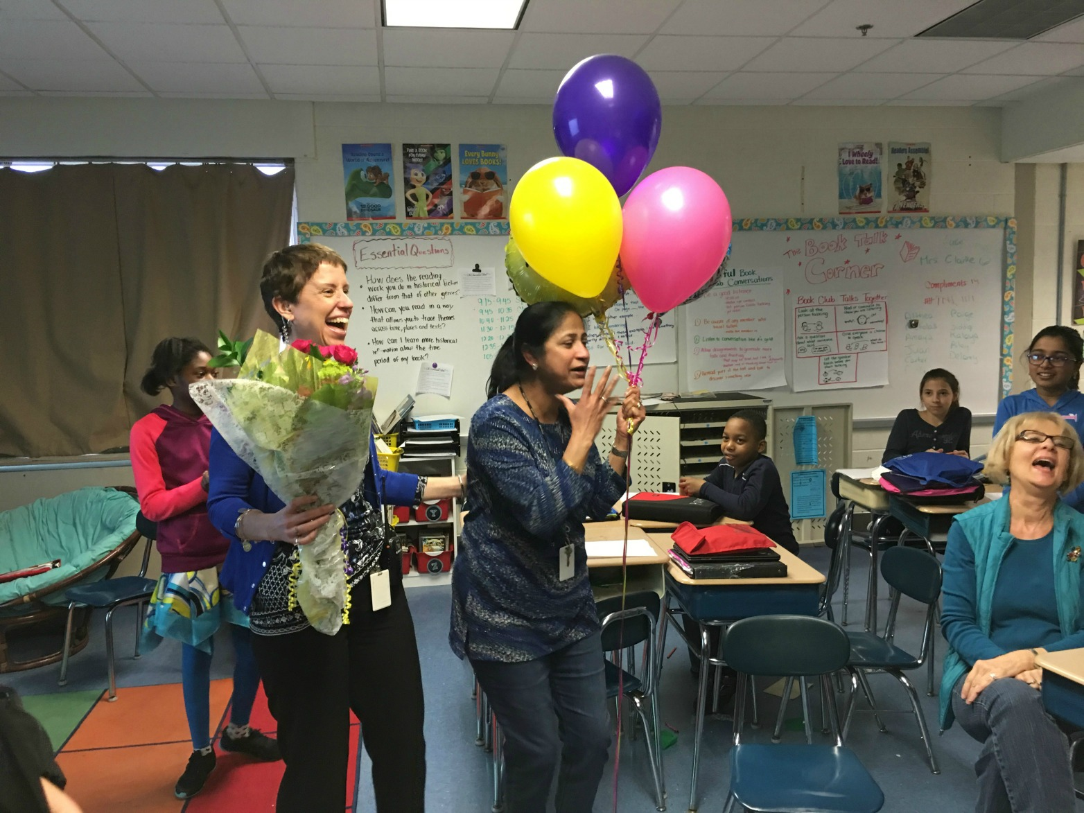 WPS Announces First-Ever Paraeducator of the Year Recipient
