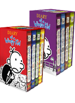 Joshua Read the Diary of the Wimpy Kid Series by Jeff Kinney