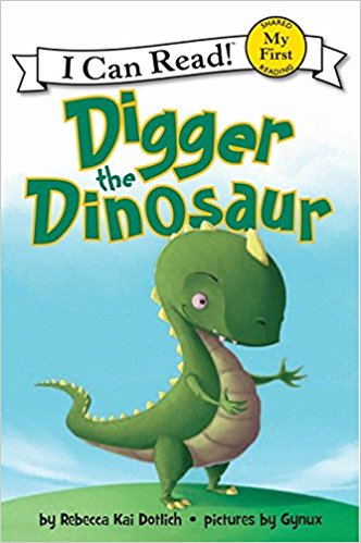 Gianni Read Digger the Dinosaur