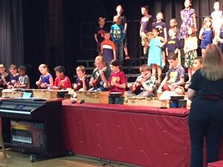 Third Grade Concert