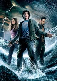 Logan read the Percy Jackson and the Olympians by Rick Riordan
