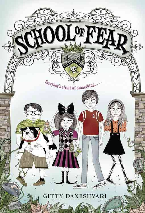 Jenna Read te School of Fear Series and gave it 4.5 Stars