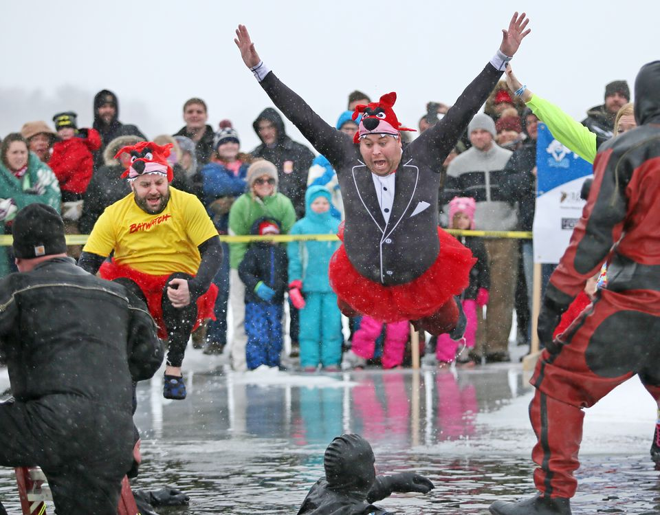 More Polar Plunge Coverage
