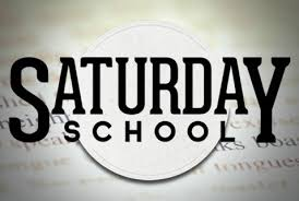 Next Saturday School - 01/20/2017