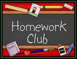 Homework Club Support is available