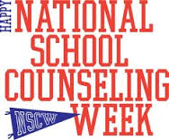 National School Counseling Week: February 2-10