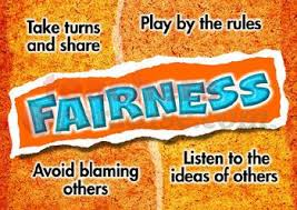 CHARACTER TRAIT OF THE MONTH: FAIRNESS