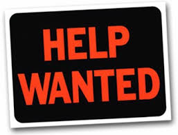 OFFICE AIDES AND LIBRARY AIDES WANTED!