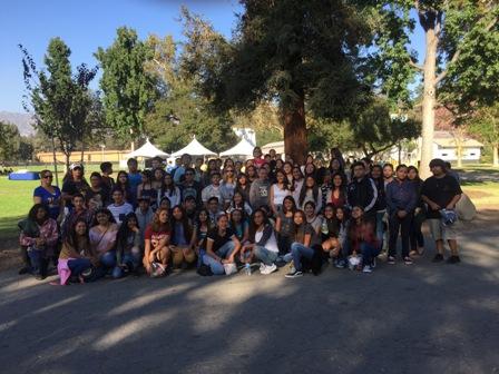 2016 AVID UCLA FIELD TRIP