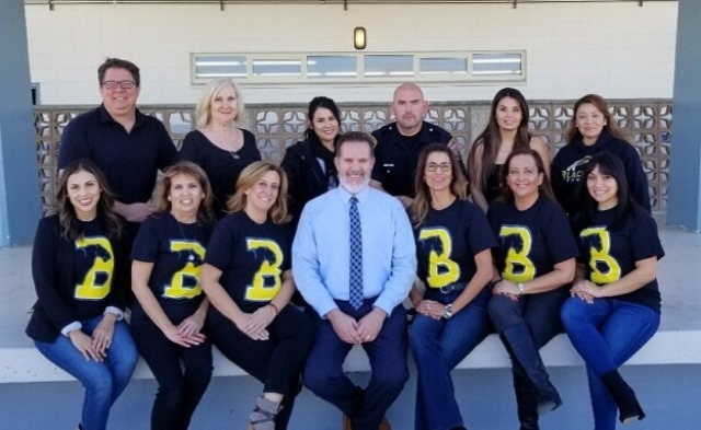 Blackstock's Amazing Administration and Support Staff
