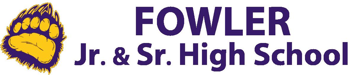 Fowler Jr. & Sr. High School