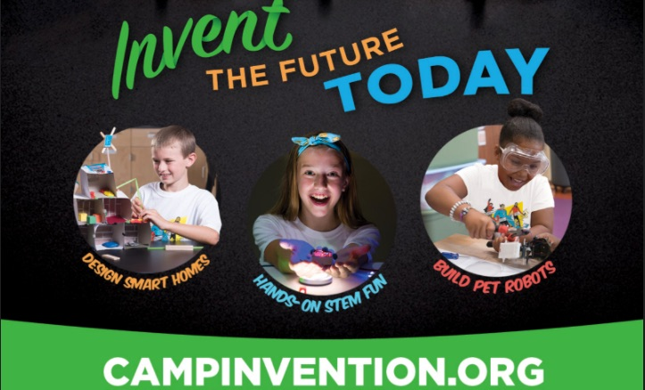 Camp Invention is coming to Juneau