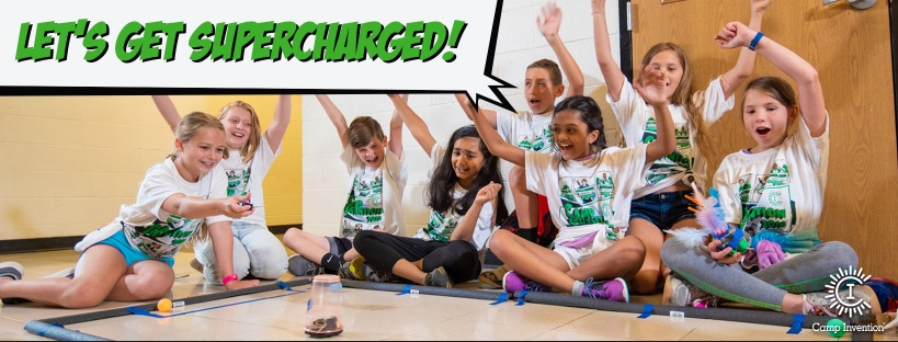 Camp Invention June 3-7 @ TMHS, click for info