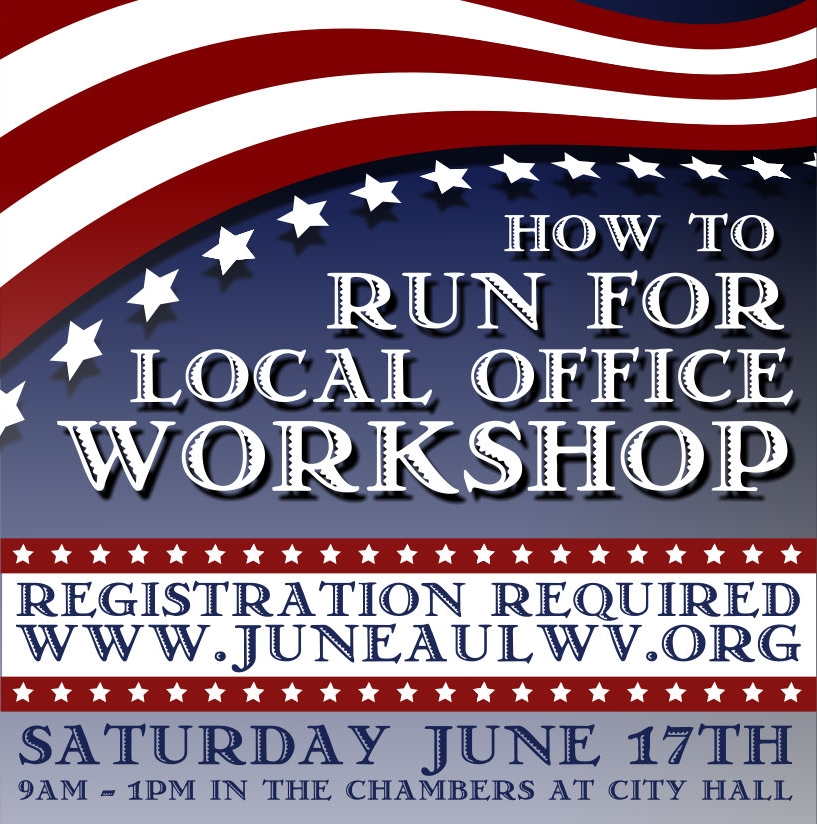 3rd Annual Run for Local Office Workshop