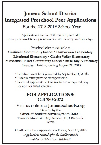 2018-19 Integrated Preschool