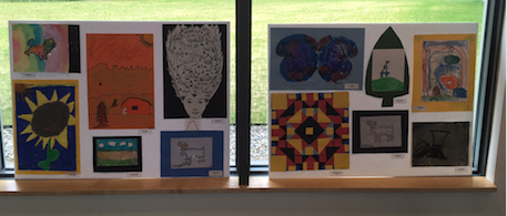 Elementary Art at UAS
