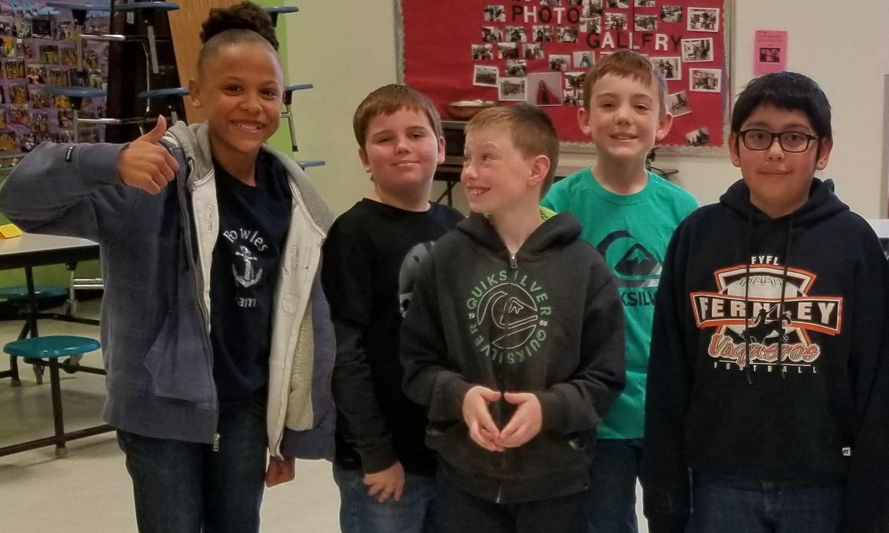 FIS's 10 National Geographic Geography Bee Finalists