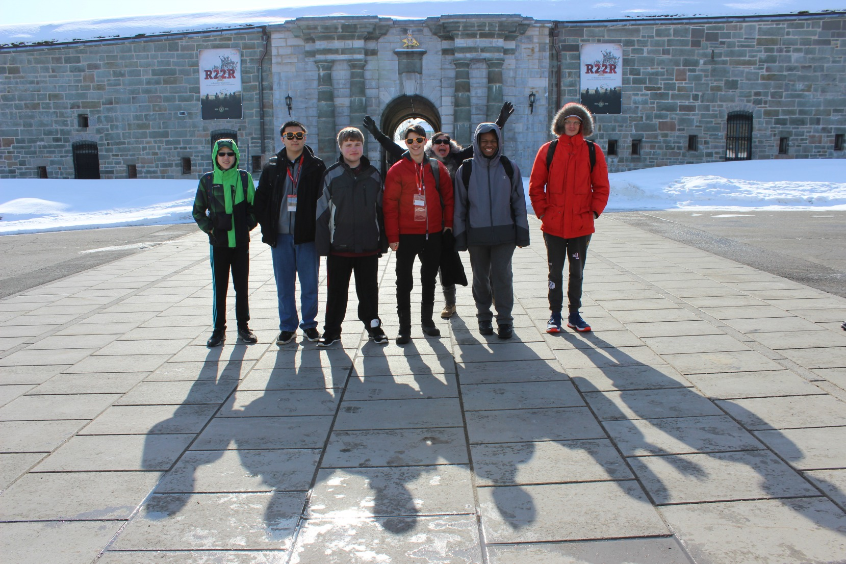 WHS Students Travel to Canada