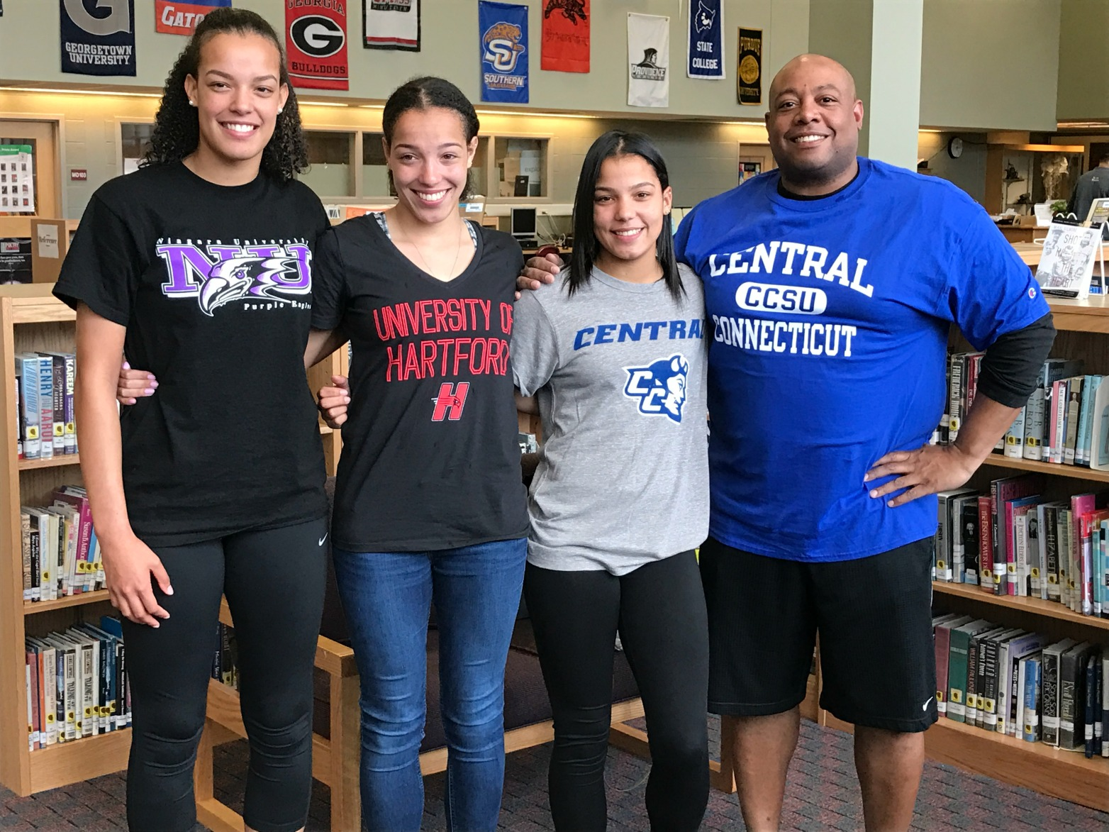Four WHS Scholar-Athletes Announce Their Colleges