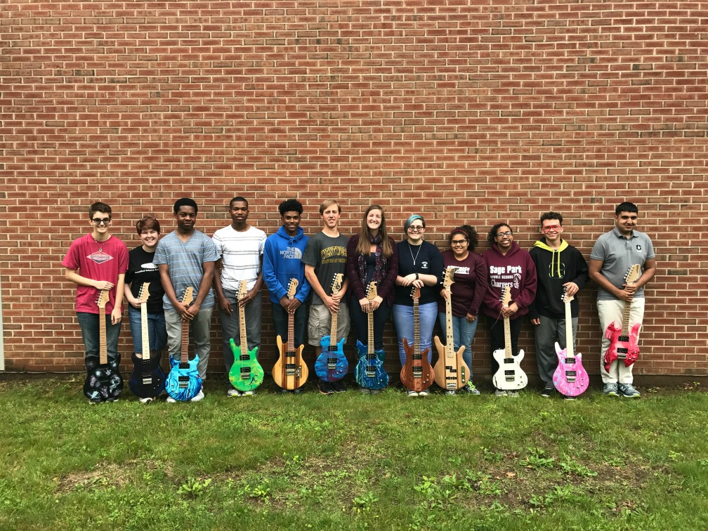 The S.T.E.A.M Guitar Project