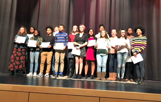 2018 WHS Poetry Out Loud Final