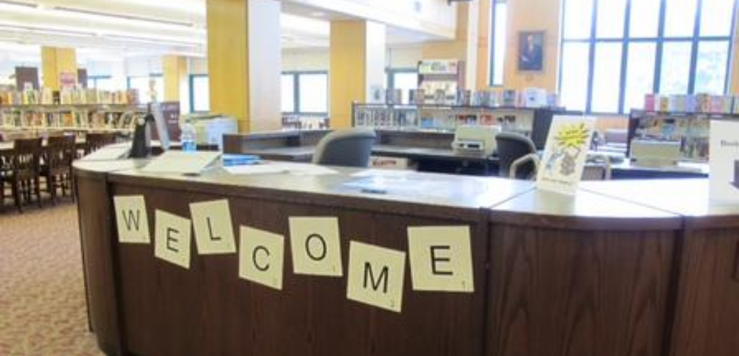 Welcome to the Chicopee High Library!
