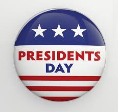 NO SCHOOL ~ President's Day