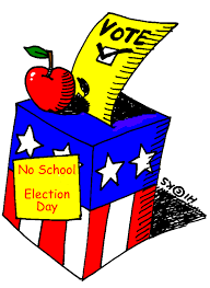No School ~ Election Day
