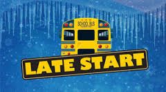 Late Start May 3rd